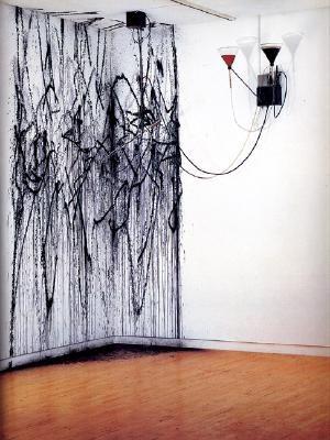 Rebecca Horn, Les Amants, 1991 | RH | painting machines ...