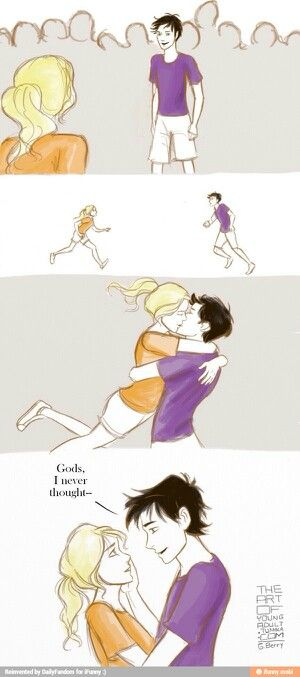Mark of Athena percy and annabeth