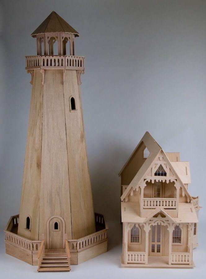 Lighthouse Dollhouse Google Search Doll House World
