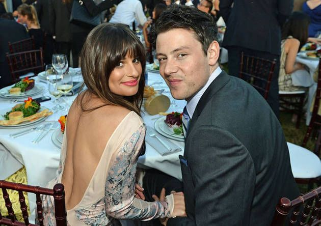 Dating: Lea Michele and Cory Monteith