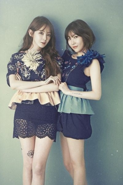 "Davichi achieve their third consecutive win on the 'Soribada' chart with ""Melting"""