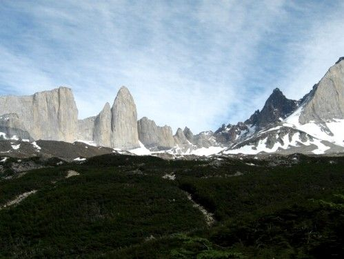 Valle Frances, Torres del Paine