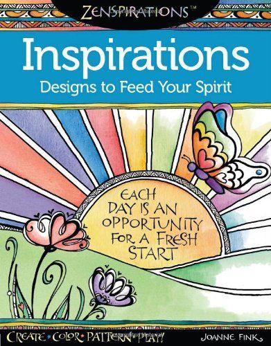 Amazing Create Coloring Book 51 Zenspirations TM Coloring Book