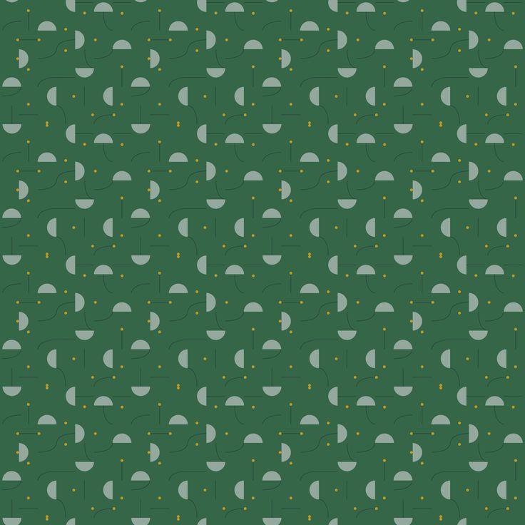 Tapeta Eco - Front - Primitive Roll 9235