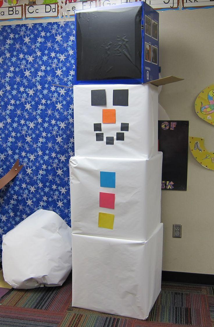 Mrs. Karen's Preschool Ideas: Snow