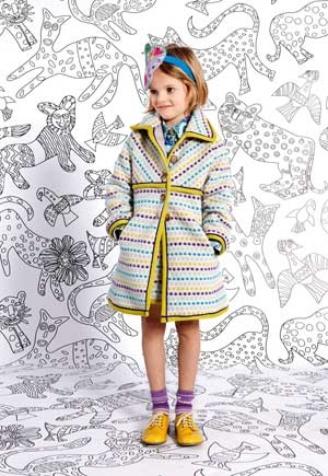 missoni girls  winter 2013 collection from Italy. click here to learn more http://www.dashinfashion.com/news/missoni-kids-fall-winter-2013-collection.html