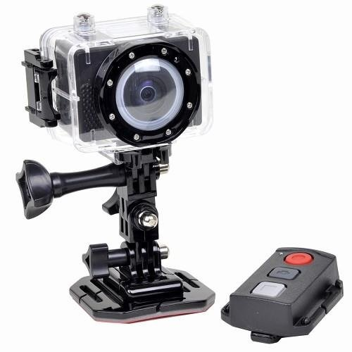 SPORT CAMERA - Astak Actionpro Cm-7200 5mp 1080p Hd Sports Action Waterproof Digital Camera/camcorder W/mini-hdmi & Microsd Slot from Astak $139.91
