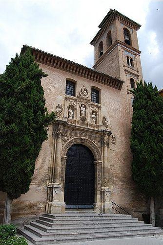 Iglesia de San Gil y Santa Ana- Plaza Nueva - Granada