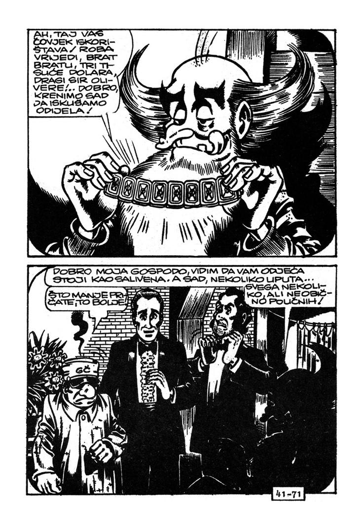 Alan ford gruppo t n t ubc enciclopedia online del fumetto - Alan Ford