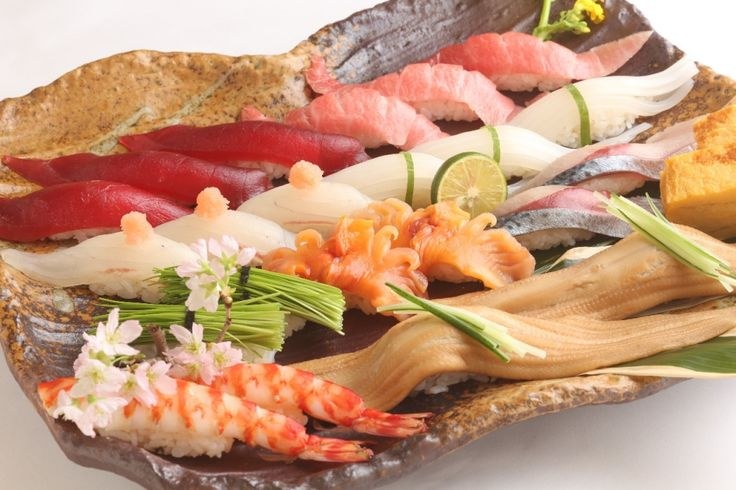 Tokyo, Japan - 5 recommended sushi shops that offer convenient and reasonably priced takeout services.