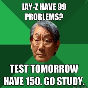 This Asian father meme is more depressing than it is funny, for Asians at least.