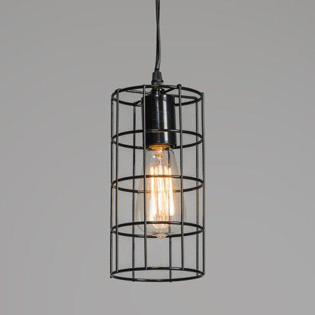 Lampa wisząca Frame C czarna