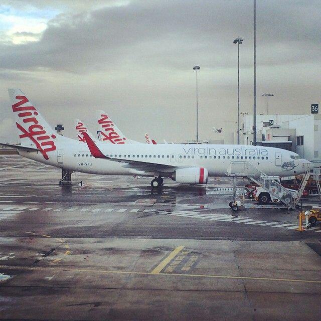 Virgin Australia B737-800 @zk_ash