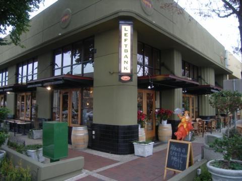 Left Bank Restaurant Menlo Park Ca