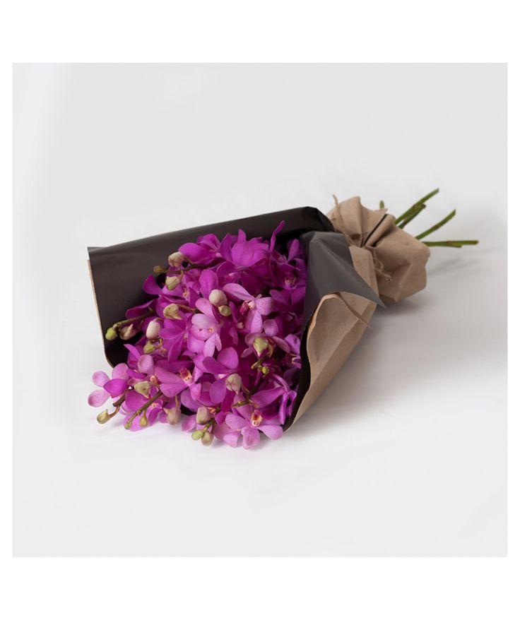 Same Again Wrap - Subscription Wraps - Vanda Orchids
