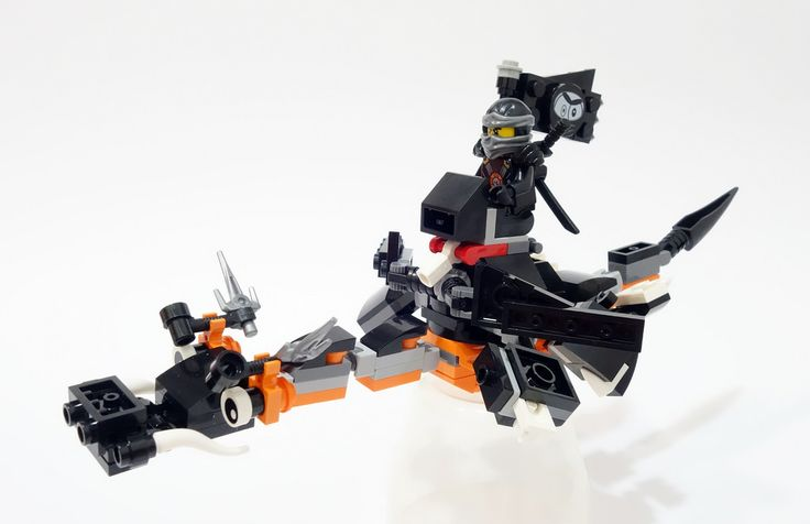 Sparky the ninjago dragon! | Another alternate mode where yo… | Flickr