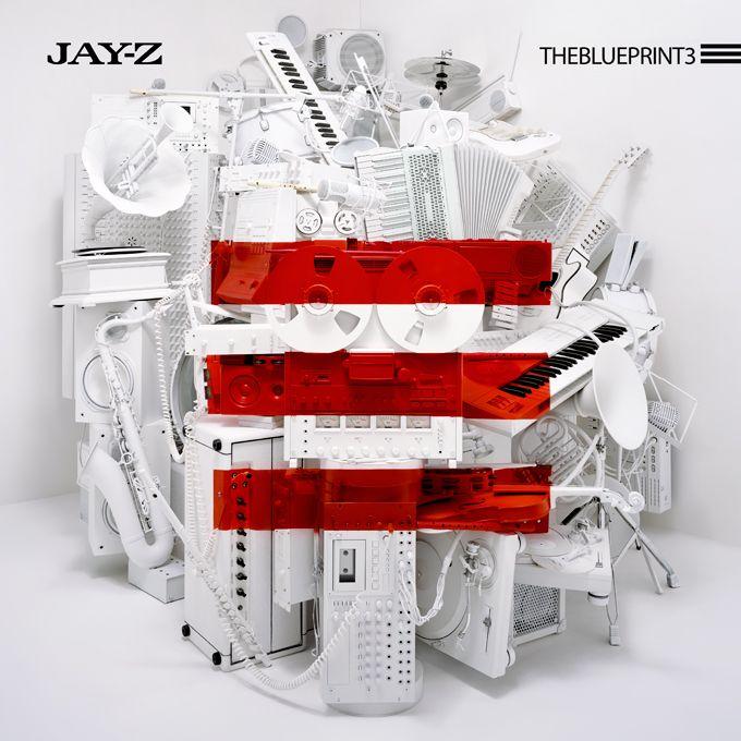 Jay-Z | The Blueprint 3 Album Cover - Dan Tobin Smith
