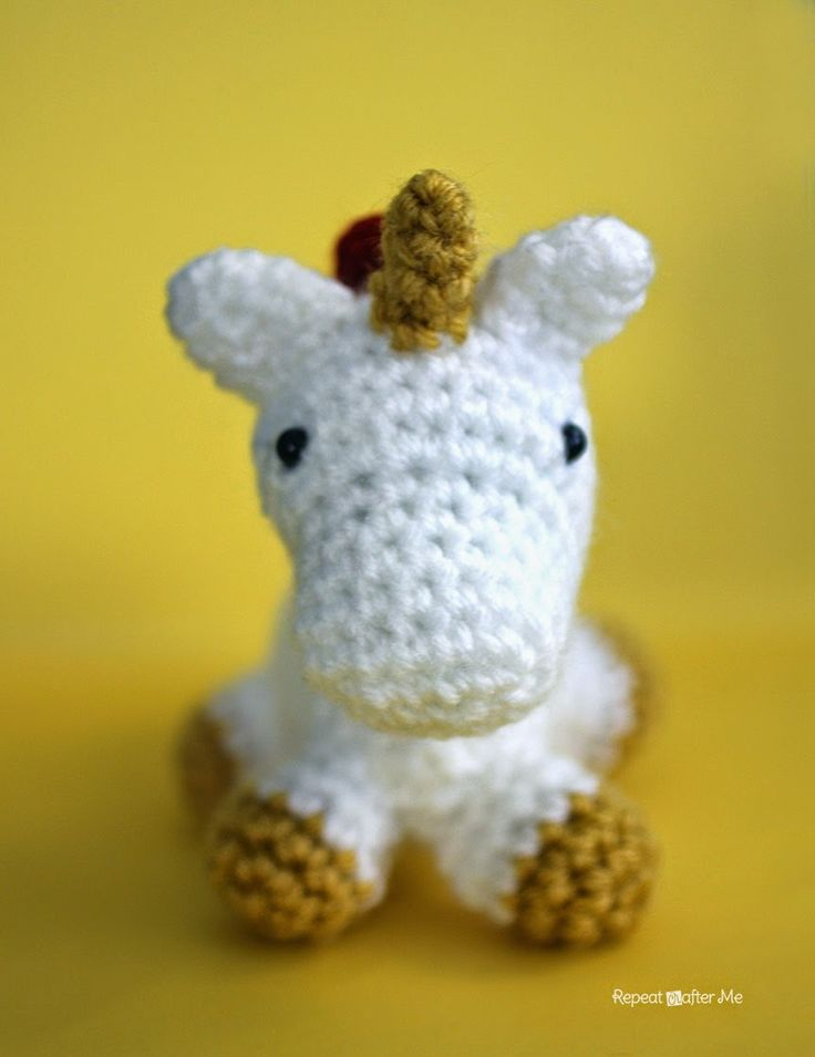 Amigurumi Unicornio Mi Villano Favorito : Mas de 1000 imagenes sobre unicornios crochet en Pinterest ...
