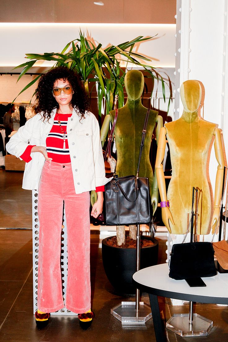 The New Mango Store NYC is so Much Fun to Shop In