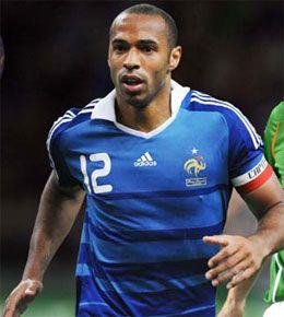 Thierry Henri