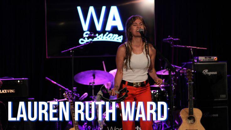 WorldArts Sessions Episode 8: Lauren Ruth Ward