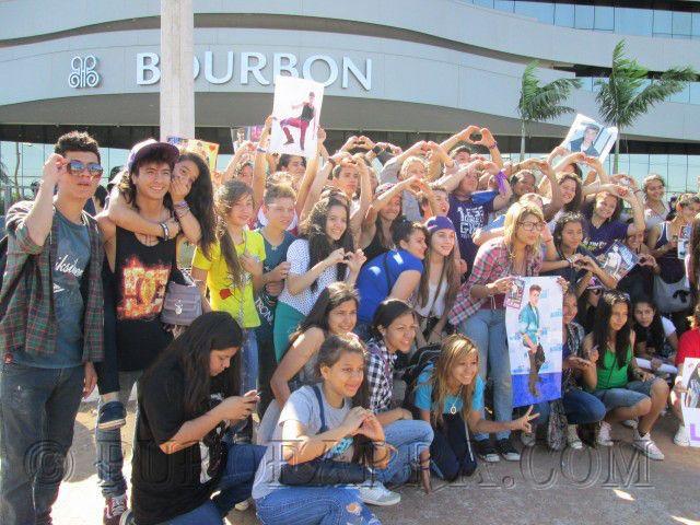 Club de fans de Justin Bieber Paraguay.
