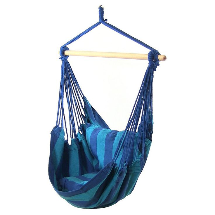 25 best ideas about hanging hammock chair on pinterest for Diy indoor hanging chair