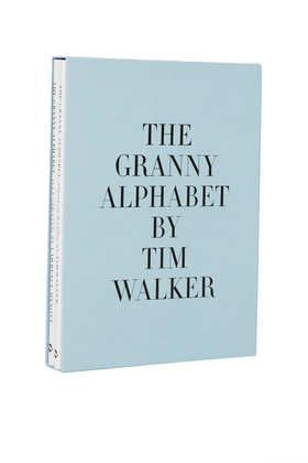 The Granny Alphabet Book - Gifts & Novelty  - Bags & Accessories