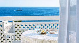 Mykonos Blu | Luxury hotel & Resort in Mykonos, Psarou Beach