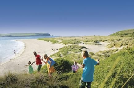 Holiday park in Cornwall | St Minver Holiday Park | St Minver | Cornwall