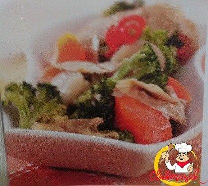 Cah Brokoli Kembang Tahu, Makanan Sehari-hari, Club Masak