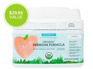 Baby Formula Coupons | Free Baby Formula