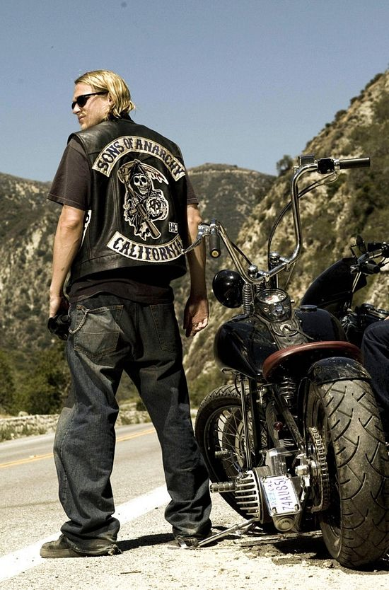 harley davidson | Tumblr I always wished his pants were tighter... yummy.