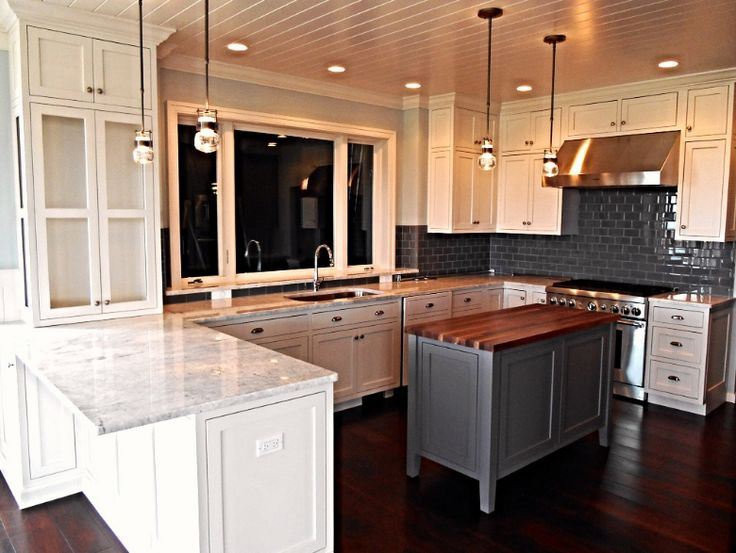 26 best images about Painted Kitchen Cabinets by Wolverine Cabinet ...