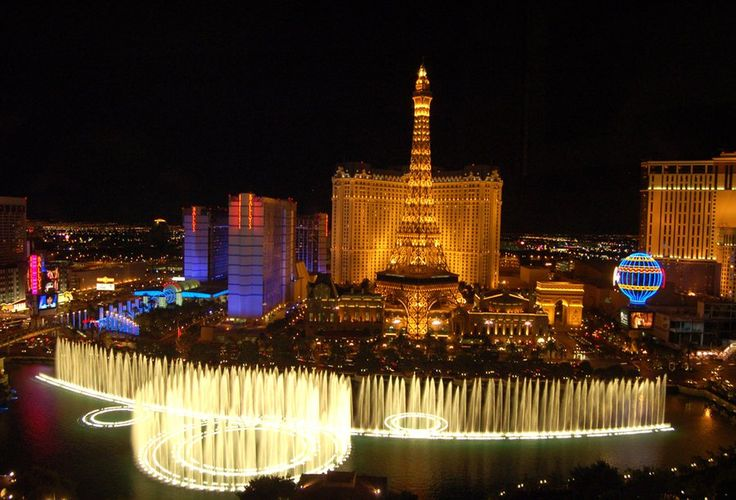 Las Vegas by LedZeppeln