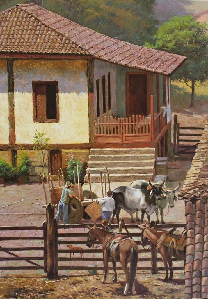 nombres-de-pintores-de-paisajes-contemporaneos