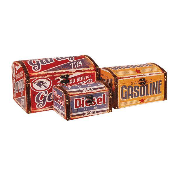 Retro διακοσμήτικα μπαούλα και κουτιά για να δώσεις στυλ και άποψη στο χώρο σου θα τα βρεις εδώ http://amalfiaccessories.gr/gifts/