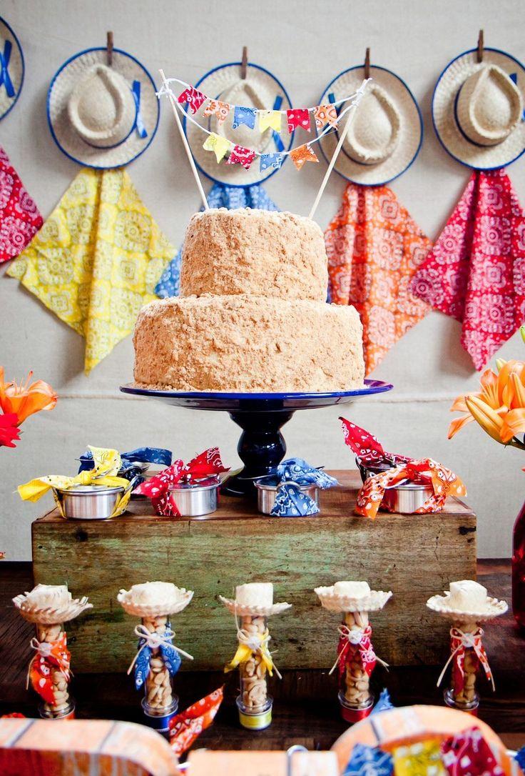 Festa Junina: faça a sua festa em casa com muitas ideias do Pinterest.