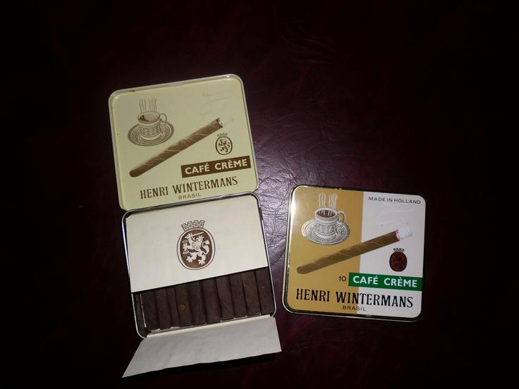 Henri Wintermans Café Créme Cigars