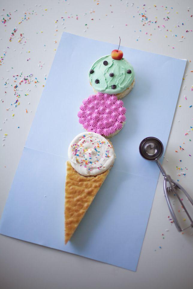 ice cream cone cake - coco cake landCake Tutorial, Cones Cake, Parties, Food, Cake Ideas, Ice Cream Cakes, Birthday Cake, Cake Recipes, Ice Cream Cones