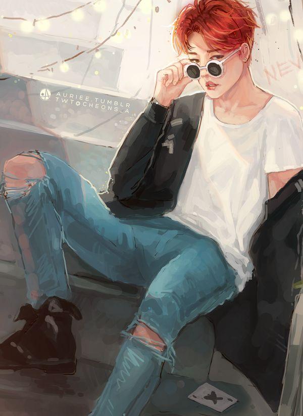 BTS || Jimin Fanart