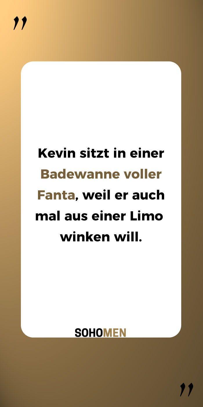 Lustige Sprüche Lustig Witzig Funny Kevin Limo Fanta