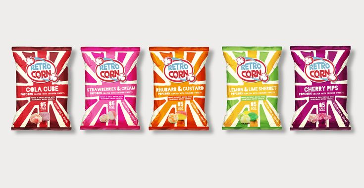 You can't move for popcorn brands these days; in fact, there's no shortage  of popcorn brands that mostly taste and look just the same. Very few  indeed, in a crowded sector, have the character and originality to  genuinely stand out from the crowd.