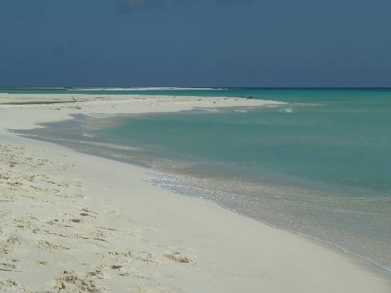 Paraiso Beach at Cayo Largo del Sur, Cuba, ranking at 11th place among the 25 best beaches in the word