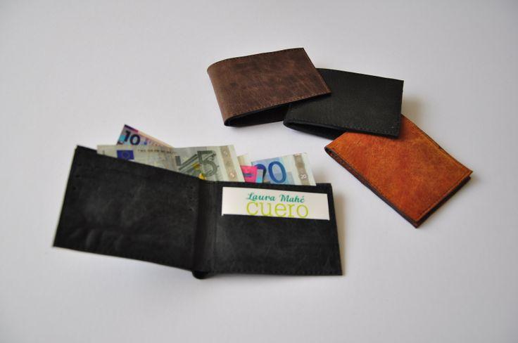 Billetera para Hombre. $75.000 c/u, envío no incluido