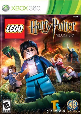 Amazon.com: LEGO Harry Potter: Years 5-7: Xbox 360: Video Games