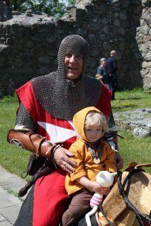 Johanniter riddare Kronobäcks klosterruin