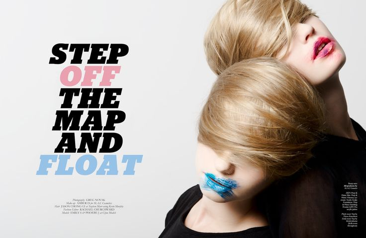 _black #14 _photography: gregory novak _makeup: amber d for M.A.C. _hair: jason chong-li @ stephen marr _fashion editor: rachael churchward