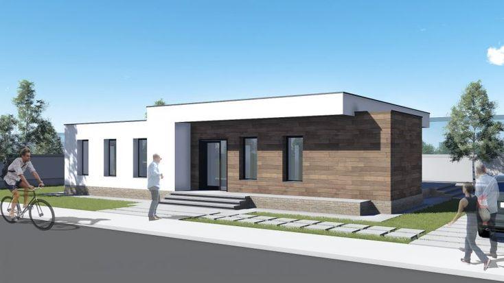 Astazi vă propunem 3 case de vis doar cu parter ce au o suprafată mai mică de 130 m2 si o arhitectură diferită astfel incat să satisfacă diferitegusturi.