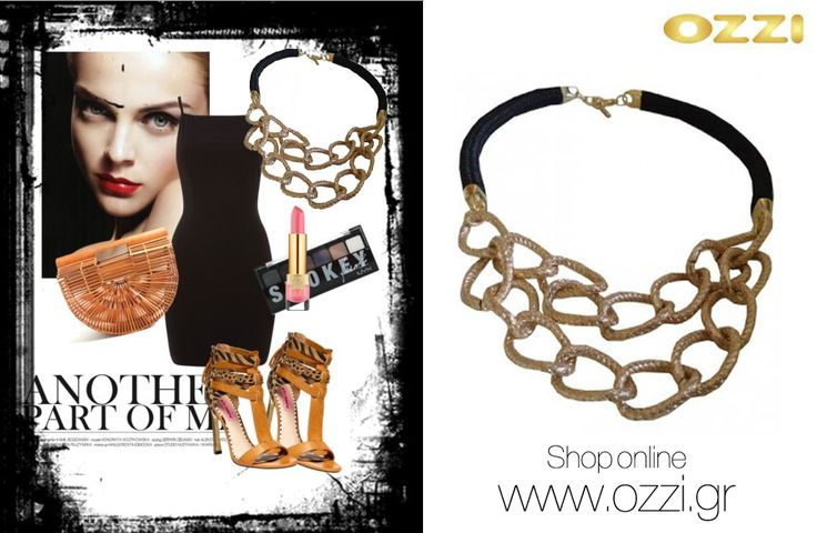 #LookOfTheDay #necklace #jewellery #accessories #summer #night #look #fashion